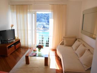Heure Bleue- 2BR  balcony, amazing views & parking! - Southern Dalmatia vacation rentals
