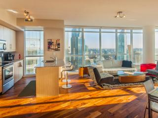 New Central Toronto Condo, Great City & Lake Views - Grace Bay vacation rentals