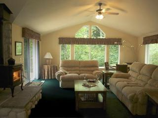 Secluded Mt. Hood Cabin, 4 acres forest, 3 creeks - Rhododendron vacation rentals