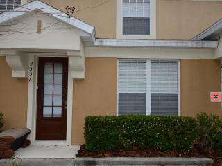 Luxury Town Home - Pool -Wifi-Open Space Preserve! - Kissimmee vacation rentals