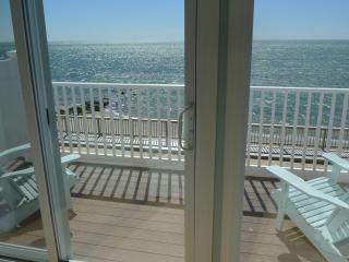 Waterfront/Beachfront Townhouse - 2 miles to Ptown - Truro vacation rentals