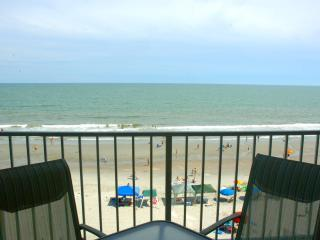 Awesome Oceanfront 2 Bdrm/2 Ba Condo Up-to-date - Garden City vacation rentals