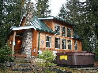 Mt Baker Cabin #11 - Beautiful cabin with hot tub - North Cascades Area vacation rentals