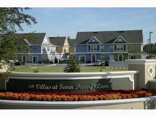 3 Bedrooms Townhome at The Villas at Seven Dwarfs (sg) - Kissimmee vacation rentals
