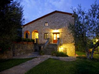 Villa del Colle ideal location for family reunion - Cortona vacation rentals