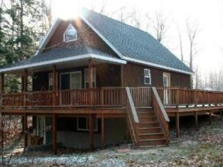 Cabin at Silver Lake,4 BR, sleeps 15, Heated Pool+ - Mears vacation rentals