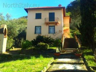 Large holiday villa with pool and seaview - Liguria vacation rentals