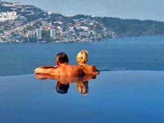 FULLY STAFFED OCEAN VIEW 6-13 SUITE MANSION - Acapulco vacation rentals