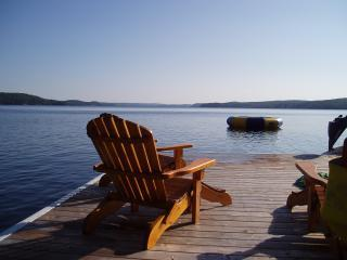 Log Cabin with Magnificent view on Lake of Bays - Ontario vacation rentals