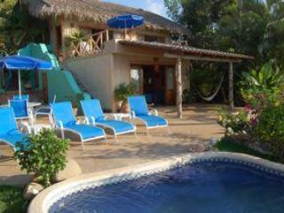 Casa Ladera - San Pancho, Nayarit - Casa Ladera - Incredible Ocean View, Sunsets, Pool - San Pancho - rentals