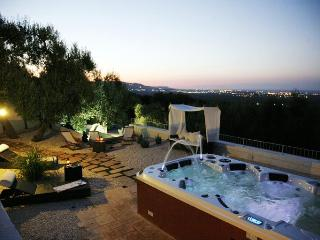 Vigne di Salamina, Jacuzzi and sea views erraces - Puglia vacation rentals