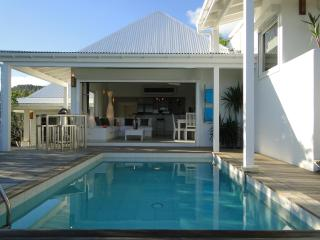 VILLA  MANGO, SEA VIEW, QUIET ,WITHOUT OPPOSITE - Saint Barthelemy vacation rentals