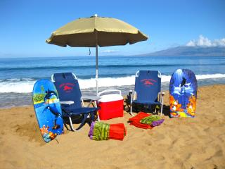Ocean View at Honua Kai, Perfect Beachfront Luxury - Kaanapali vacation rentals