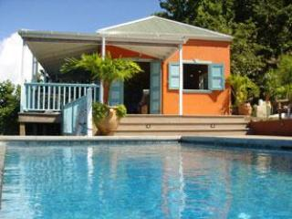 house and pool - Kerensa Villa - Tortola - rentals