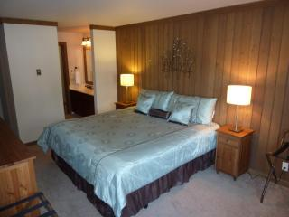 Updated & Roomy, HDTVs, quiet and comfy - Mammoth Lakes vacation rentals