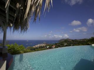 Spacious villa overlooking Gustavia with quick access to the beach WV BSN - Lurin vacation rentals