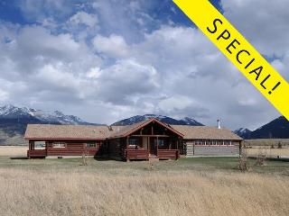 Busby Lane Cabin - Montana vacation rentals