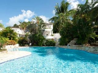 Gingerbread at Merlin Bay villa with pool & steps to the beach - The Garden vacation rentals