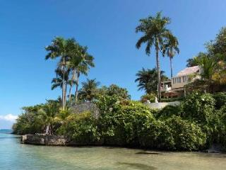 Rio Chico Estate on 14 Acres with Private Shoreline, Tennis, Gym - Ocho Rios vacation rentals