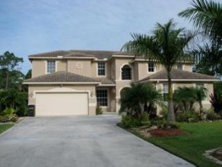 5 bed, 1.2 acre  Luxurious Spanish Villa,  Jupiter - Jupiter vacation rentals