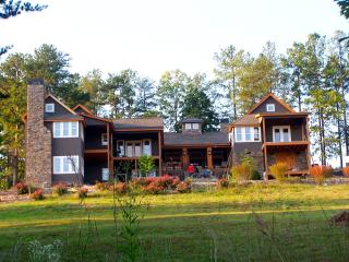 Mountain Lodge located NE of Atlanta in Salem SC - South Carolina Upcountry vacation rentals