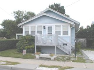 Ideal House with 3 Bedroom & 1 Bathroom in Cape May (26062) - Cape May vacation rentals