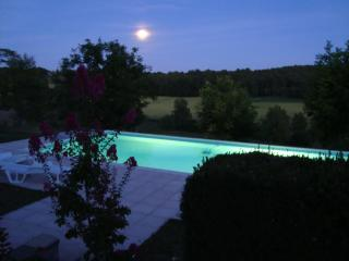 Hilltop Farmhouse with large pool - Grand Brassac vacation rentals