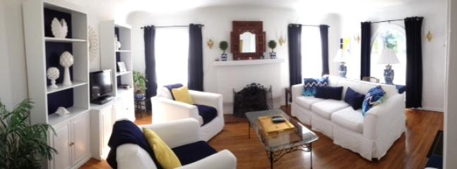 1920s Spanish Bugalow Two Bedroom Vacation Home - Image 1 - Redondo Beach - rentals