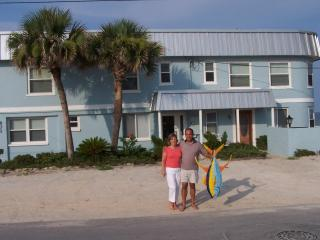 Oceanfront 2/2 Groundfloor Beach Bargain - New Smyrna Beach vacation rentals