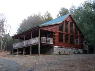 Mountain Breeze Log Cabin - Galax vacation rentals