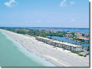 Enchanting Toes In The Sand Gulfront Condo - Siesta Key vacation rentals