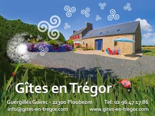 3 bedroom cottage, 15 minutes from beaches. - Lannion vacation rentals