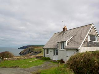 Holiday Cottage - Cnwc y Wylan, Ceibwr Bay - Pembrokeshire vacation rentals