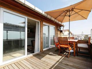 Roof Flat 1+1 w/terrace and view - Istanbul vacation rentals