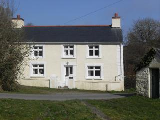 Holiday Cottage - Pen y Parc, Cwmtydu - Pembrokeshire vacation rentals