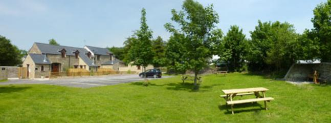 Five Star Pet Friendly Holiday Cottage - Ty Dyffryn, Forest View Cottages, Brechfa Forest, Nr Camarthen - Image 1 - Carmarthen - rentals