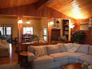 Luxury Lakefront with Hot Tub, Boat & Game Room - Pennsylvania vacation rentals