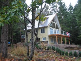 Modern, cozy cottages in a quiet, country setting - Gulf Islands vacation rentals