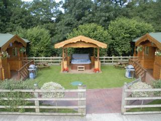 2 Bedroom self catering lodges sleeps up to six - Bath vacation rentals