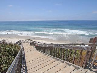Carlsbad Beach House.  By  Lifeguard Station #28 - Carlsbad vacation rentals