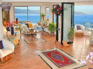 Home Of The Dolphins, Oceanfront Luxury - Puerto Vallarta vacation rentals