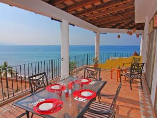 Penthouse Of The Dolphins-Oceanfront Luxury! - Puerto Vallarta vacation rentals