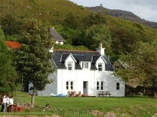 GRAN'S HOUSE-TORRIDON-WEST SCOTTISH HIGHLANDS - Ross and Cromarty vacation rentals