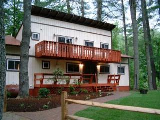 Pine Brook Lodge - walk to Cranmore and village! - White Mountains vacation rentals