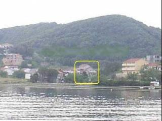 2923 A4 zeleni(4+1) - Supetarska Draga - Island Rab vacation rentals