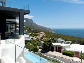 Panoramic views from all levels, 2 pools(1 heated) - Camps Bay vacation rentals