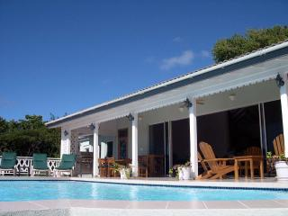Sea view Villa 3 bedroom with pool, CAR  & cook - Saint George's vacation rentals