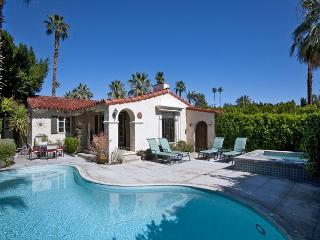 Casa Resorele ~ Special - 15% off 5 nights thru 10/1 - Palm Springs vacation rentals