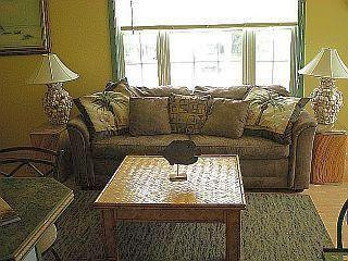 Living room - RENT Gorgeous Ocean View Beach Apartment - Dewey Beach - rentals