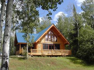 SUNSET BAY- Lakefront  Log Vacation Home, Dog Lake - Ontario vacation rentals